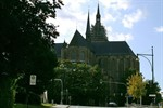 Die Marienkirche in Rostock