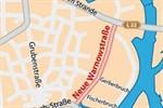 Neue Warnowstraße – Baustart gestoppt