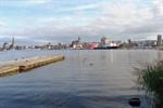 Rostock-Panorama - eine Stadtansicht