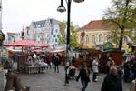 Halloweenfest auf dem Uniplatz Rostock