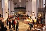 Martinsmarkt in der Nikolaikirche Rostock