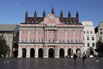 Das Rostocker Rathaus