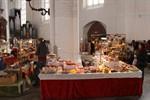 Kunsthandwerkermarkt in der Nikolaikirche Rostock