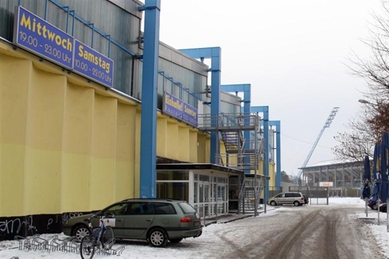 Rostock Eishalle