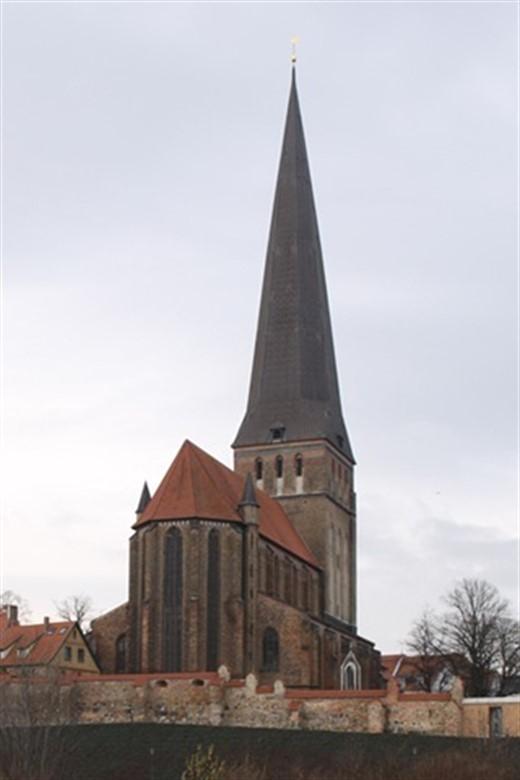 Petri Kirche Rostock