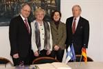 Die Generalkonsulin Finnlands zu Gast in Rostock