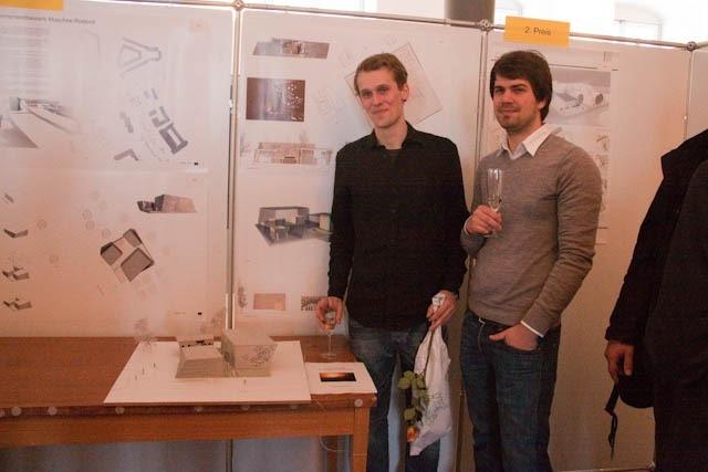 Markus Jahnke und Jonathan Zimmermann