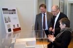 Umbau des Rostocker Rathauses beginnt