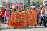Bildungsstreik in Rostock - 9. Juni 2010
