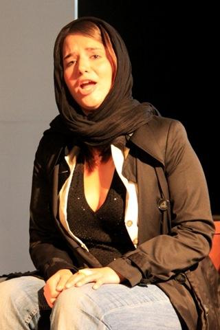 HMT-Studentin Anna Kunze