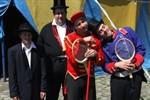 Zirkus Probst und Zirkus Fantasia