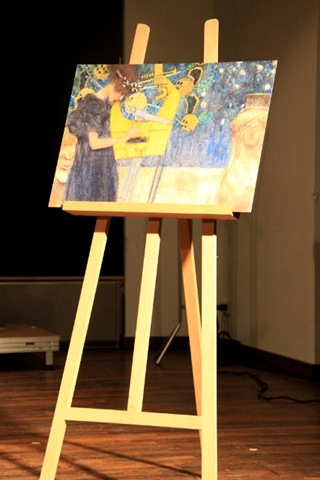 "Gustav Klimts ""Musik"" - Liederabend HMT"