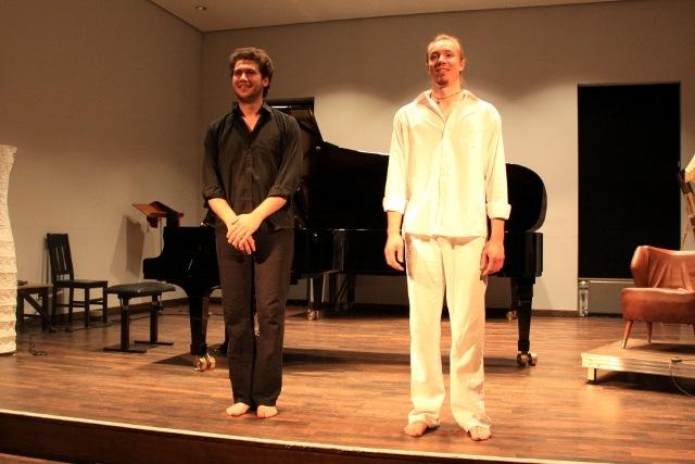 Stefan Vescovic und Michael Zehe