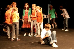"""Music Play for Three"" der Musikschule Carl Orff"