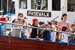Abenteuerliche Piratenfahrt in Warnemünde