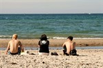 Sonne, Strand und gute Laune