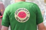 Atom-Alarm auf dem Universitätsplatz Rostock