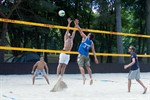 Beachvolleyball Ranglistenturnier am Waldessaum