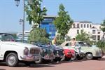 """Oldtimer-Rallye """"2000 km durch Deutschland"""""""