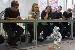 Robocup beim Campus of Excellence