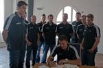THW Kiel zu Gast beim HC Empor Rostock