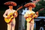 Konzert der Guitarreros im Klostergarten