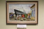 """Ausstellung """"Küstenbilder und Meer"""" zur Hanse Sail 2010"""