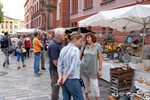 13. Kunsthandwerkermarkt in Rostock