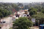 Baustelle Vorpommernbrücke: Zeit zu überbrücken