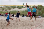 Warnemünde: Beachvolleyball-Landesmeisterschaften