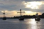 Parade der Nationen und Koggenfahrt beenden Hanse Sail