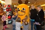 Die Maus besucht Rostocker Buchhandlung