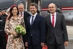 Dänisches Kronprinzenpaar zu Gast in MV