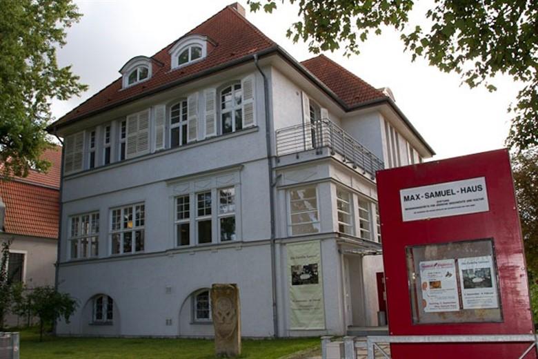 Max Samuel Haus Rostock