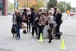 Germany's next Topmodel 2011: Casting in Rostock