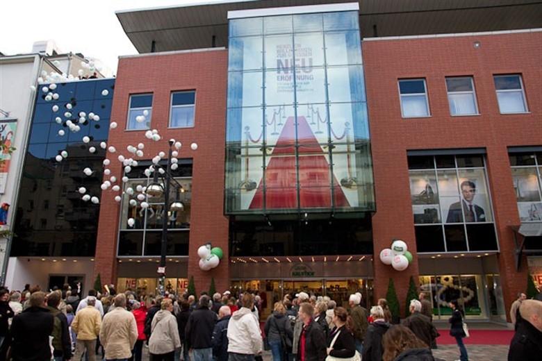 Galeria Kaufhof in Rostocks Zentrum wiedereröffnet | Rostock