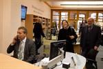 Stadtbibliothek nach Renovierung wieder geöffnet