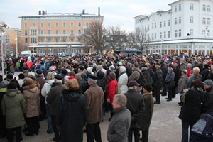 Adventssingen in Warnemünde 2010