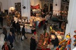 Weihnachtsmarkt 2010 in der Nikolaikirche