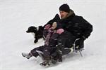 Winter 2010 – Tief Katharina bringt Schnee nach Rostock