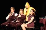 A-cappella Comedy Lalelu im Moya