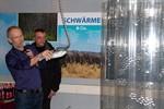 """Ausstellung """"Der schlaue Schwarm"""" in der Darwin-Box"""