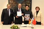 Konfuzius-Classroom in Rostock geplant