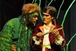 Mozarts Zauberflöte im Rostocker Volkstheater
