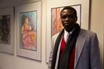 Malereien von Aristide K. Ahlin