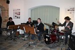 "Ausstellungseröffnung ""Soundscapes"" im Haus Böll"