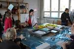 Familientag in der Kunstschule Rostock