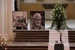 Gedenkfeier für Jo Jastram in der Nikolaikirche