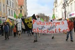 Solidarität mit Japan! Fukushima heißt abschalten!