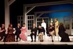 Effi Briest Premiere im leeren Volkstheater Rostock